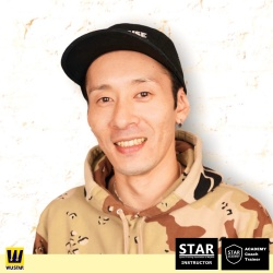 KOUKI【W.U.STAR代表/Rockwilder】